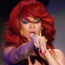 "Coiffure Rihanna version Dallas concert ""Loud Tour"" à Los Angeles"
