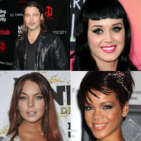 Rihanna, Katy Perry, Brad Pitt... Les 10 news de la semaine !