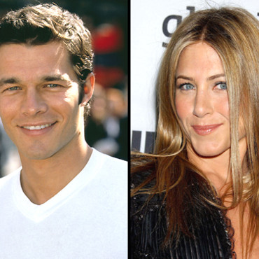 People : Paul Sculfor et Jennifer Aniston