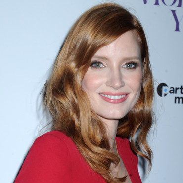Jessica Chastain lors de l'avant premiere de A Most violent year à New York le 7 décembre 2014