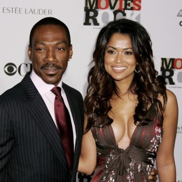 people : Eddie Murphy et Tracey Edmonds