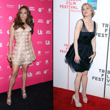 Top Flop Jennifer Lopez vs. Renee Zellweger