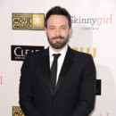 Ben Affleck lors des Critic's Choice Awards 2013 le 10 janvier 2013