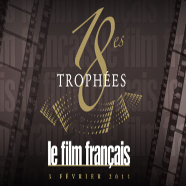Les Trophes du Film Franais 2011