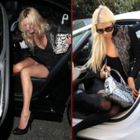 Kate Moss, Paris Hilton... Ou comment sortir de voiture avec classe... ou pas !