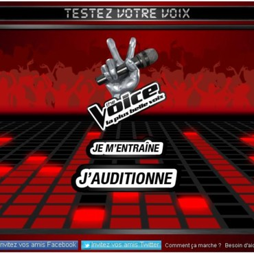 Application - Avez-vous The Voice