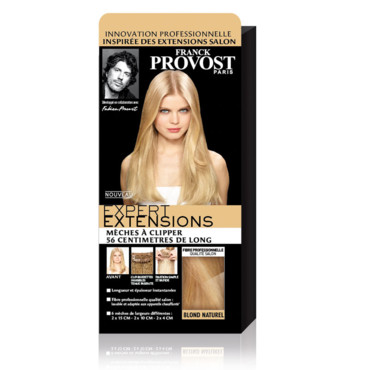 KIT Extensions Blond Naturel Franck Provost