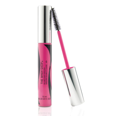 Mascara Volumes et courbes The Body Shop à 15 euros