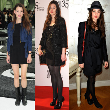 Astrid Berges-Frisbey best of