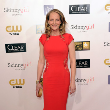 Helen Hunt lors des Critic's Choice Awards 2013 le 10 janvier 2013