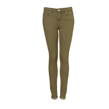 les 40 pantalons de l 39 automne hiver 2012 2013 pantalon slim vert kaki topshop 38 euros mode. Black Bedroom Furniture Sets. Home Design Ideas