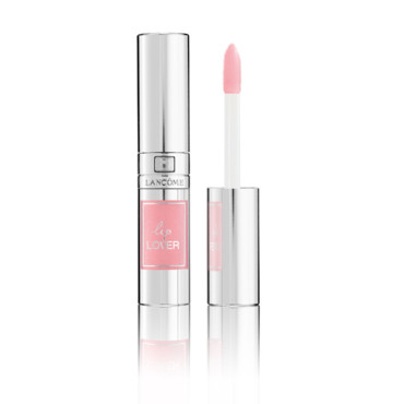 Gloss Lip Lover Lancôme, teinte 313 Rose Ballet. Prix : 22 euros. Disponible en mars 2014