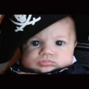 Mattéo Bébé pirate