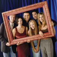 Photo : Les acteurs de Friends au complet !