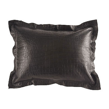 Coussin croco Zara Home 29,95 