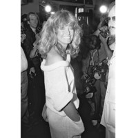 Photo : Farrah Fawcett au Festival de Cannes en 1978