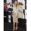 Blake Lively scintillante en total look Burberry