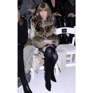 Fashion Week Anna Wintour