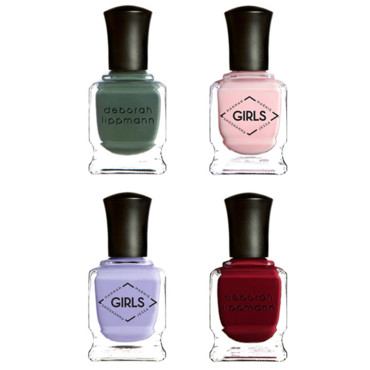 Collection de vernis à ongles Girls de Deborah Lippman