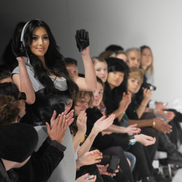 Fashion Week Kim Kardashian