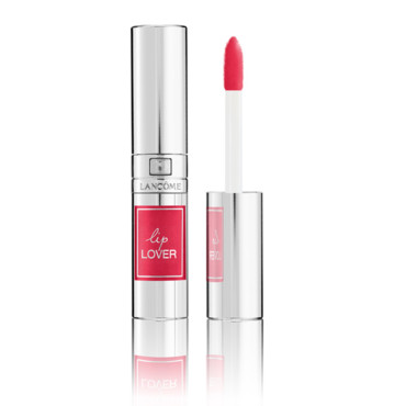 Gloss Lip Lover de Lancôme. Teinte 353 Rose Gracieuse. Prix : 22 euros. Disponible en mars 2014