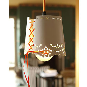 Lampe suspension Design Lacet La Fraise des Bois 59 €