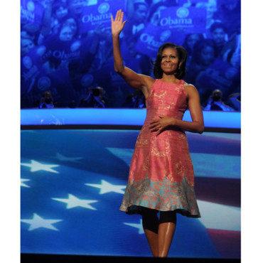 Michelle Obama robe Tracy Reese