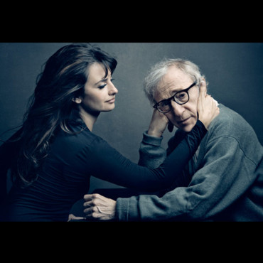 Penélope Cruz et Woody Allen, The Odd Couple