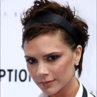 Photo : Victoria Beckham en mode rock !