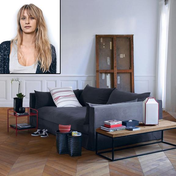 la d co de sarah lavoine pour la redoute sarah et marc lavoine pour la redoute d co. Black Bedroom Furniture Sets. Home Design Ideas