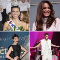 Miss France 2013, Kate Middleton, Anne Hathaway... les 10 news people de la semaine