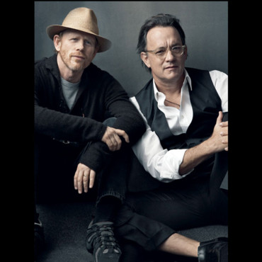 RON HOWARD et TOM HANKS, The Classicists