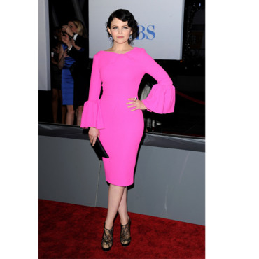People's Choice Awards Ginnifer Goodwin en Roksanda Ilincic