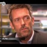 Photo : Hugh Laurie dans 50 min inside