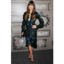 Jessica Biel en robe Gucci collection hiver 2012-2013