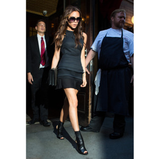 Victoria Beckham Fashion Week New York
