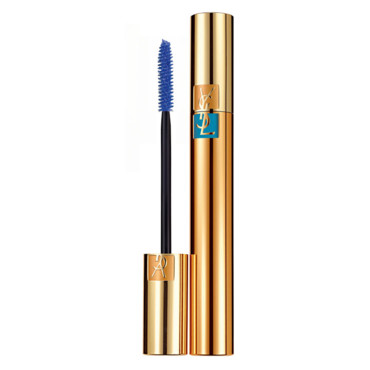 Mascara bleu majorelle waterproof Yves Saint Laurent