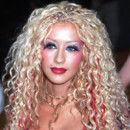 Christina Aguilera à Los Angeles en 2001