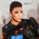 Eva Longoria lors du Global Gift Gala 2013  l&#039;Htel George V  Paris, le 13 mai 2013.