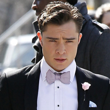 Ed Westwick pour Gossip Girl