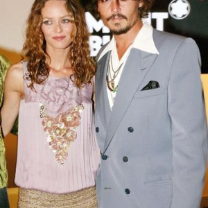 People : Vanessa Paradis et Johnny Depp