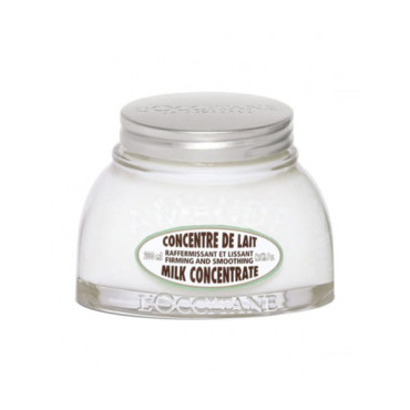 Concentré de Lait L'Occitane 50ml, 9,50 ou 200ml, 36€