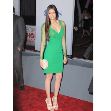 People's Choice Awards Nina Dobrev en Elie Saab