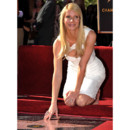 Gwyneth Paltrow sur le Walk of Fame
