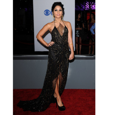 People's Choice Awards Vanessa Hudgens en Jenny Packham