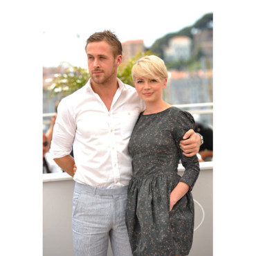 Ryan Gosling et Michelle Williams à Cannes pour Blue Valentine 2011