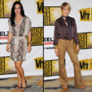 Top Flop Courteney Cox et Jenna Elfman s'affrontent aux Critic's Choice Television Awards