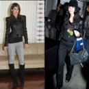 Top Flop Elisabetta Canalis vs. Courteney Cox