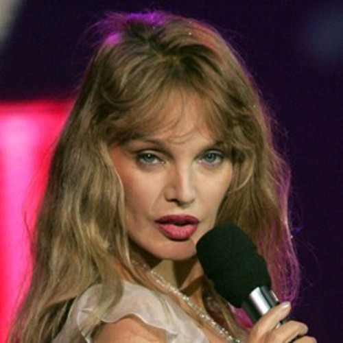 arielle dombasle young