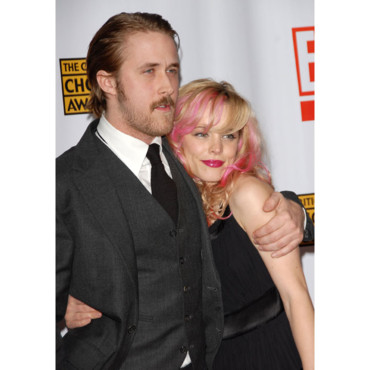 Ryan Gosling et Rachel McAdams en couple en 2007 au 12e Annual Broadcast Film Critics Choice Awards à Santa Monica